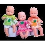 Muñecas, Muñecos y accesorios para ambos