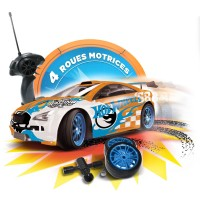 Coche Hot Wheel R/C Esc.1/16