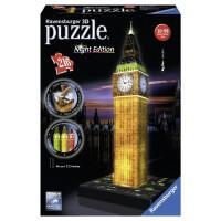 Puzzle 3D Big Ben C/Luz
