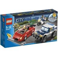 Persecución A toda Velocidad de Lego