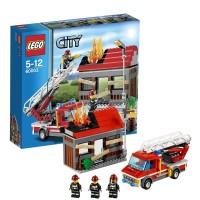 Lego City Llamada de Emergencia