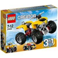 Lego Creator Quad Turbo