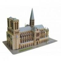 Puzzle 3D Notre Dame 74 Piezas
