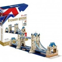 Puzzle 3D Tower Bridge 120 Pzas