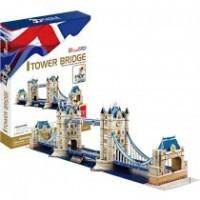 Puzzle 3D Tower Bridge 120 Pzas