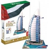 Puzzle 3D Torre Burj Al Arab 101 Pzas