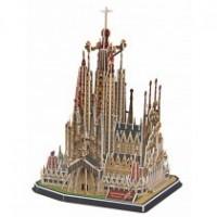 Puzzle 3D Sagrada Familia 194 Pzas