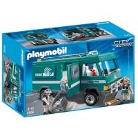 Vehículo Transporte Dinero de Playmobil