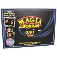 Magia Borras 150 Trucos C/DVD Y Luz