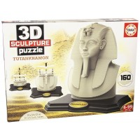 Puzzle 3D Sculpture Tutankhamon
