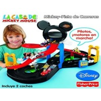 Pista de Carreras de Mickey Mouse