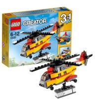Lego Helicóptero de Mercancías