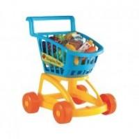 Carrito Supermercado C/Accesorios