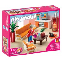 Playmobil Sala de Estar