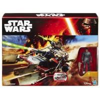Star Wars Vehículo + Figura