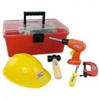 Caja de herramientas de 42 piezas