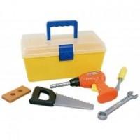 Caja de herramientas de 22 pzas