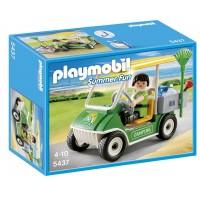 Carrito Camping Playmobil