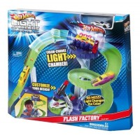 Pista Hot Wheels Luminator