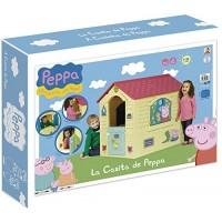 Peppa Pig Casa Jardín