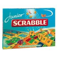 Juego Scrabble Junior