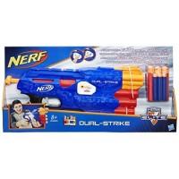 Pistola Nerf Dual Strike