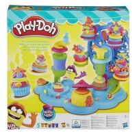 Fiesta de Cupcakes de Play-Doh