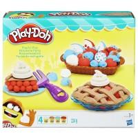 Tartas de Rechupete de Play-Doh