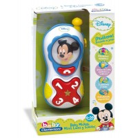Baby Mickey Movil