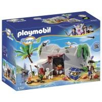 Cueva Pirata de Playmobil