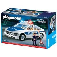 Coche de Policía de Playmobil