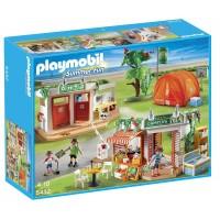 Camping de Playmobil