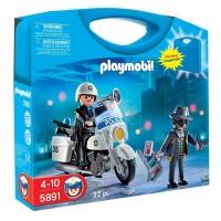 Maletín de Policía de Playmobil