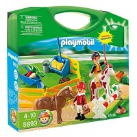 Maletín de Granja de Playmobil