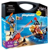 Maletín de Piratas de Playmobil