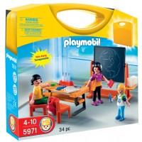 Maletín Colegio de Playmobil