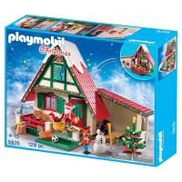 Casa de Papa Noel de Playmobil