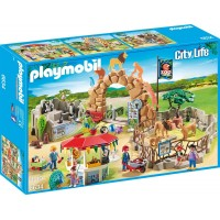 Gran Zoo de Playmobil