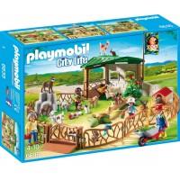Zoo de Mascotas para Niños de Playmobil