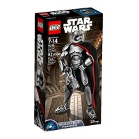 Star Wars Captain Phasma de Lego