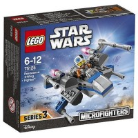 Star Wars Set Resistance Xwing Fighter de Lego