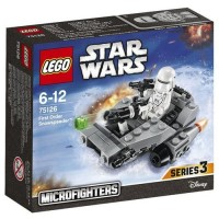 Star Wars First Order Snowspeeder de Lego