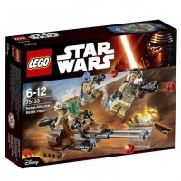 Star War Pack de Combate Rebelde de Lego