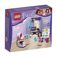 Lego Friends Taller Creativo de Emma