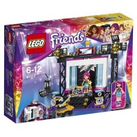 Lego Friends Pop Stars Estudio de Televisión