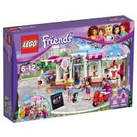 Lego Friends Cafetería de Heartlake