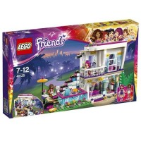 Lego Friends Pop Stars Casa de Livi