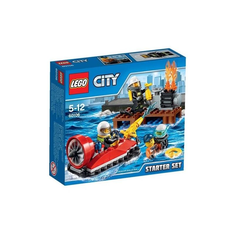 Lego City Set de Introducción de Bomberos