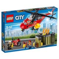 Lego City Unidad de Lucha Contra Incendio