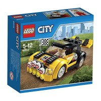 Lego City Coche de Rally
